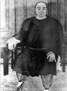 Dong Hai Chuan, the founder of the original Bagua (Pakua) martial and medical system